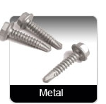 Metal Self Drilling Tek Screws