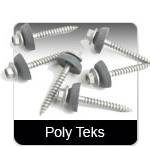 polycarbonate Metal Drilling Screws