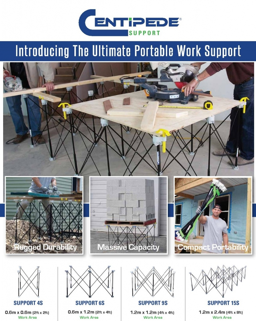portable work stand at multifixwa